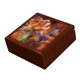 Goddess Of Miracles Iris Art Gift Box