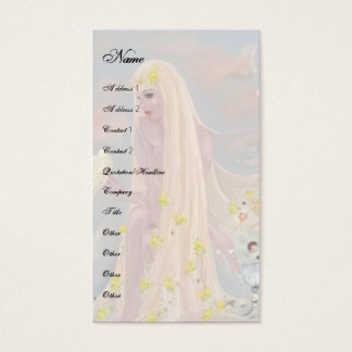 Goddess of Spring! Business Card