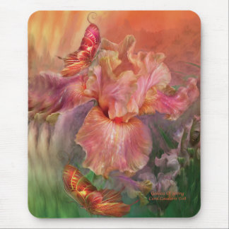 Goddess Of Spring Mousepad