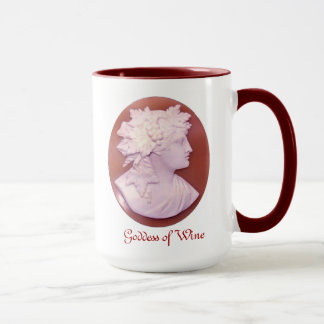 Goddess of Wine Mug