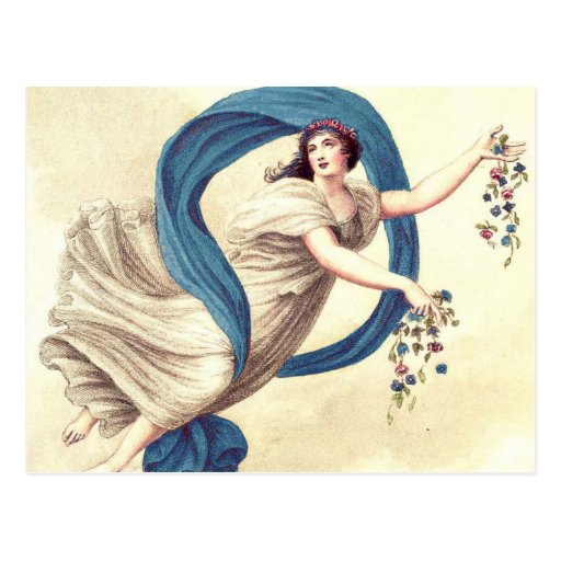 Goddess Postcards