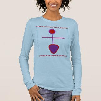 Goddess Song-Long-sleeved Long Sleeve T-Shirt