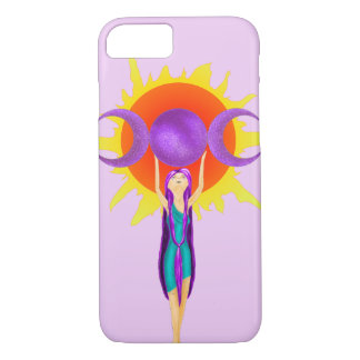 Goddess Sun & Moon Case (Various Styles)