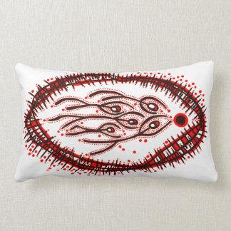 Goddess Yoni #1709 Lumbar Pillow