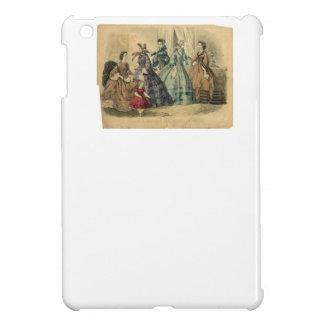 Godey's Ladies Book Victorian Fashion Plate Weddin iPad Mini Case