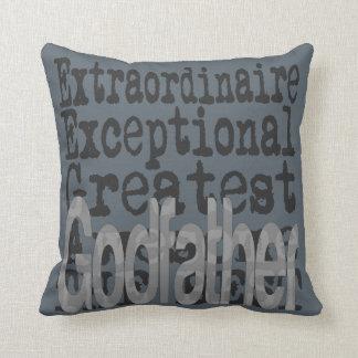 Godfather Extraordinaire Cushion