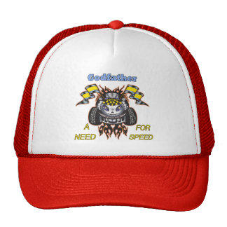 Godfather Gifts for Him on Father's Day Trucker Hat