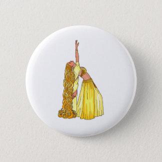 Godiva Belly Dancer Products 6 Cm Round Badge