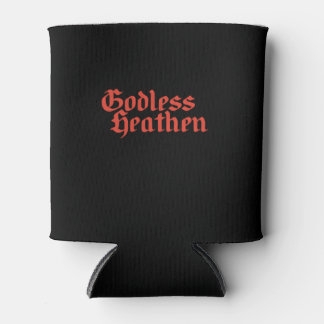 Godless heathen can cooler