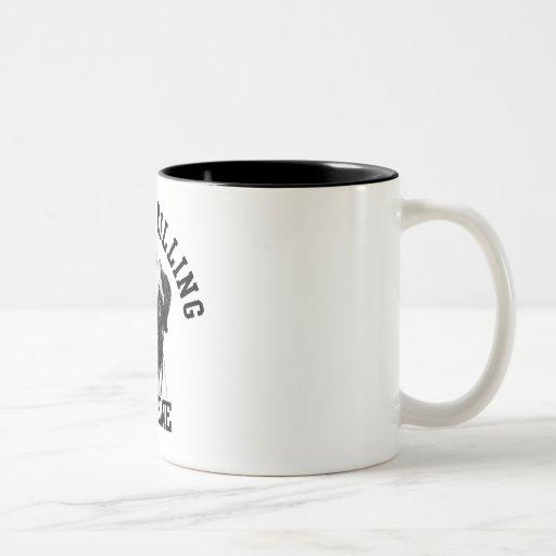 Godless killing machine mugs