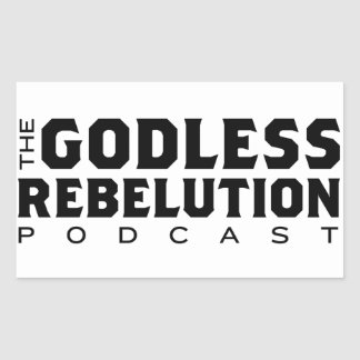 Godless Rebelution Sticker