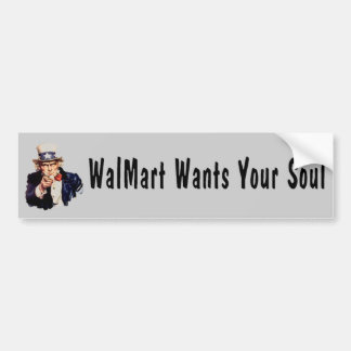 GodMart Bumper Sticker