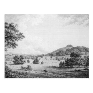 Godmersham Kent Park Postcard