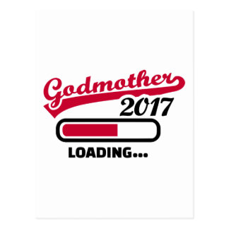 Godmother 2017 postcard