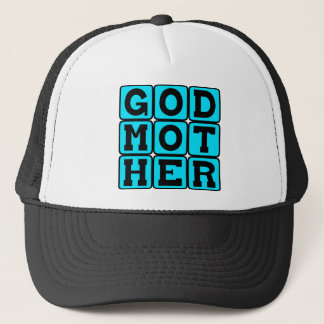 Godmother s Protector Trucker Hat