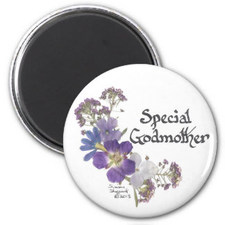 Godmother tribute magnet