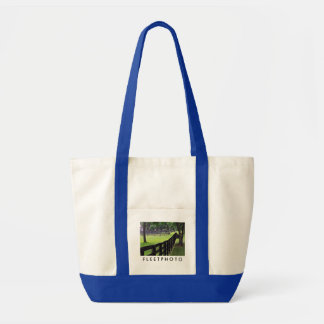 Godolphin Darley Stables at Saratoga Canvas Bags