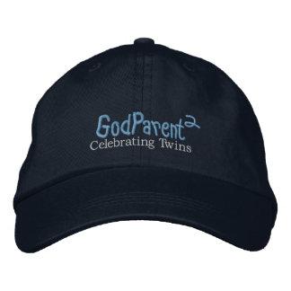 GodParent (MDrk) Embroidered Cap