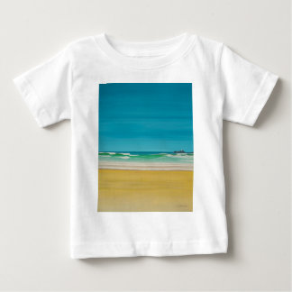 Godrevy Lighthouse (Gwithian) Baby T-Shirt