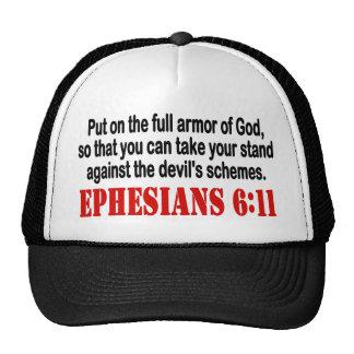 God's Armor Mesh Hat