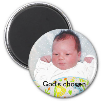 God's Chosen magnet