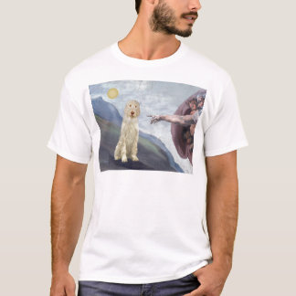 God's Creation of the Italian Spinone T-Shirt