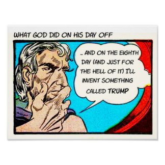God's Day Off - Archival Print