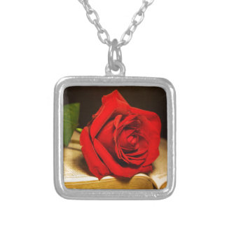 God's Design Silver Plated Necklace