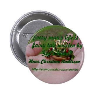 God's Fairy Tale Button