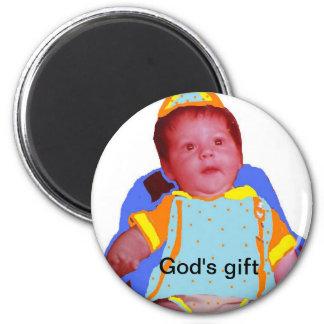 God's Gift Magnet