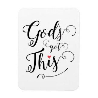 God's Got This Magnet