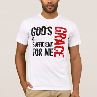 God's Grace Is Sufficient 2 Corinthians 12:9 Shirt