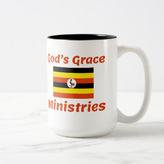 God's Grace Ministries Coffee Mug