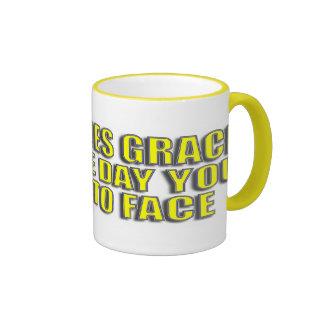 God's grace mug