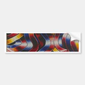 GOD'S GRACIOUS GRACE Design Bumper Sticker