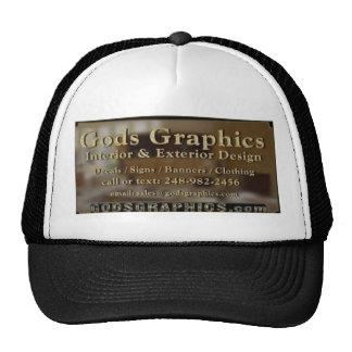 Gods Graphics Promotional Hat