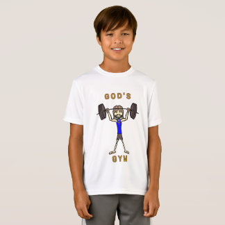 God's Gym (boys) T-Shirt