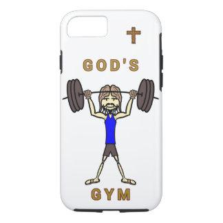 God's Gym (iPhone 7 Tough Case) iPhone 8/7 Case