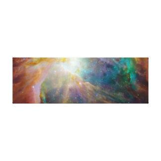 God's Land Canvas Print