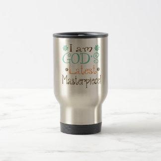 Gods Latest Masterpiece Mug