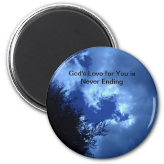 God's Love for You Magnet