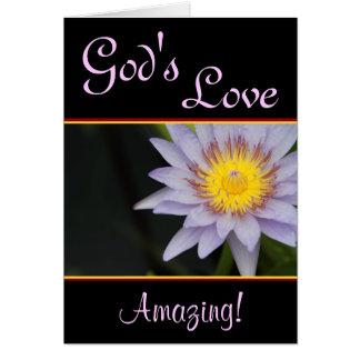God's Love Greeting Card
