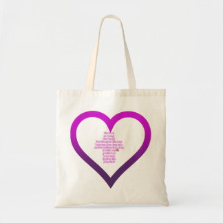 God's Love Tote Bag