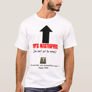 God's Masterpiece T-Shirt