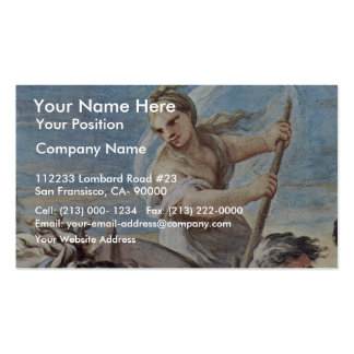 Gods Messenger Iris By Giordano Luca (Best Quality Pack Of Standard Business Cards