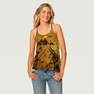 GODS OF EGYPT SINGLET