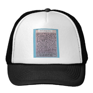 God's Saving Grace Products Mesh Hat