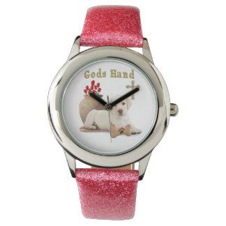godshand wrist watch