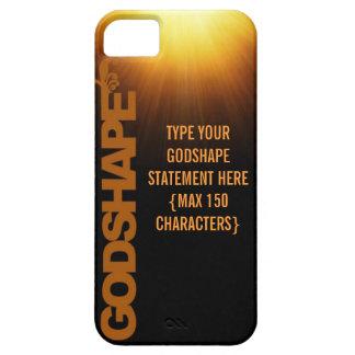 GodShape Statement PHONE CASE 3 - SUNBURST