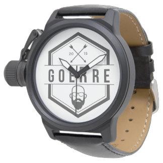 goeRre Men's Crown Protector Watch